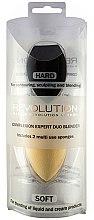 Parfumuri și produse cosmetice Set burete pentru machiaj - Makeup Revolution Complexion Expert Duo Sponge