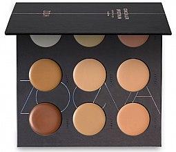 Parfumuri și produse cosmetice Paletă concealer - Zoeva Concealer Spectrum Palette