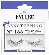 Parfumuri și produse cosmetice Gene false №155 - Eylure Lengthening
