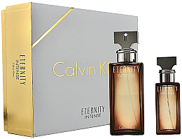 Parfumuri și produse cosmetice Calvin Klein Eternity Intense - Set (edp/100ml + edp/30ml)
