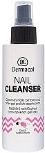 Parfumuri și produse cosmetice Soluție pentru curățarea unghiilor înainte de aplicarea gel-lacului - Dermacol Nail Cleanser
