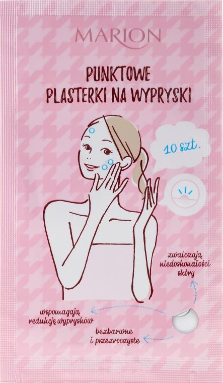Patch-uri împotriva acneei - Marion