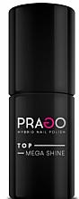 Parfumuri și produse cosmetice Fixator pentru unghii - Prago Top Mega Shine