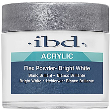 Духи, Парфюмерия, косметика Pudră de acril, albă - IBD Flex Powder Bright White