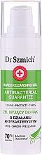 Parfumuri și produse cosmetice Gel antibacterian - Dr. Szmich Antibacterial Guarantee Hands Cleansing Gel