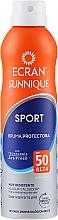 Parfumuri și produse cosmetice Spray cu protecție solară - Ecran Sun Lemonoil Sport Spray Invisible SPF50