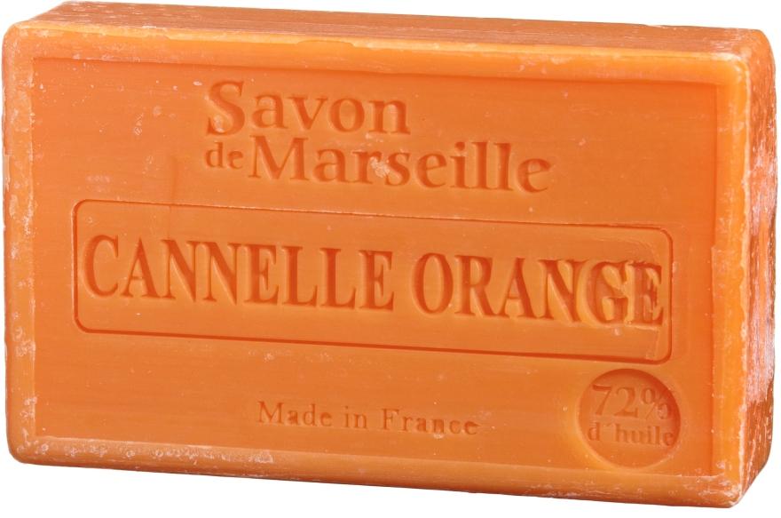 """Săpun natural """"Portocală și scorțișoară"""" - Le Chatelard 1802 Soap Orange & Cinnamon — Imagine N1"""