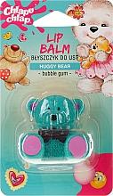 """Parfumuri și produse cosmetice Balsam-Luciu de buze """"Ursuleț"""" - Chlapu Chlap Lip Balm"""