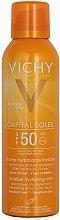 Parfumuri și produse cosmetice Aerosol hidratant de protecție solară - Vichy Capital Soleil SPF 50 Invisible Hydrating Mist
