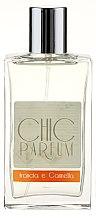Parfumuri și produse cosmetice Odorizant de aer - Chic Parfum Arancia E Cannella