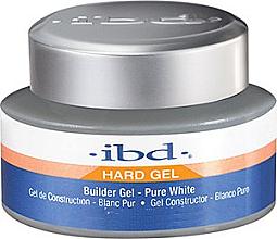 Parfumuri și produse cosmetice Gel de unghii, alb pur - IBD Builder Gel Pure White