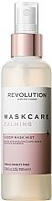 Parfumuri și produse cosmetice Spray facial calmant și hidratant - Revolution Skincare Maskcare Under Face Mask Hydrating & Calming Mist