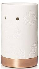 Parfumuri și produse cosmetice Sfeșnic - Yankee Candle Floral Ceramic