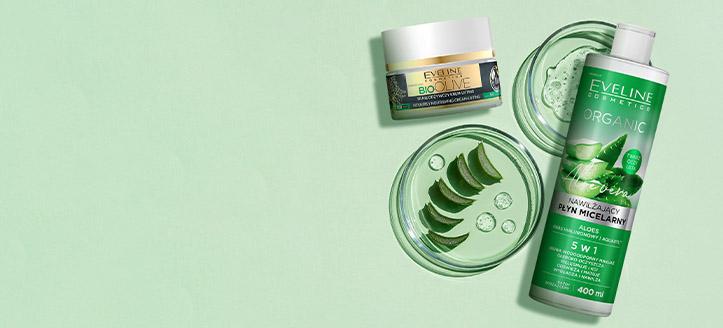 Reducere la produsele cosmetice pentru îngrijirea feței Eveline Cosmetics. Prețurile pe site sunt prezentate cu reduceri