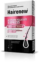 """Parfumuri și produse cosmetice Complex inovator pentru păr """"Activarea expresă a foliculilor"""" - Hairenew Activate Follicles Express Treatment"""