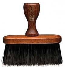 Parfumuri și produse cosmetice Щетка-сметка на деревянной основе, 06070 - Eurostil Barber Line Madera