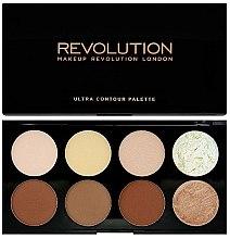 Parfumuri și produse cosmetice Corector de față - Makeup Revolution Ultra Contour Palette