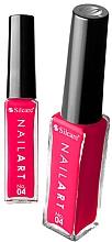Parfumuri și produse cosmetice Lac de unghii - Silcare Nail Art