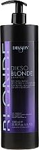 Parfumuri și produse cosmetice Șampon pentru părul blond - Dikson Dikso Blonde Shampoo
