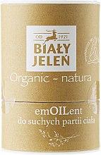 Parfumuri și produse cosmetice Ulei pentru pielea uscată a corpului - Bialy Jelen Organic-Natura