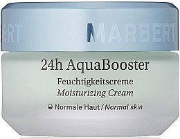 Parfumuri și produse cosmetice Cremă hidratantă pentru ten normal - Marbert 24h AquaBooster Moisturizer Normal Skin