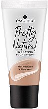 Parfumuri și produse cosmetice Fond de ten - Essence Pretty Natural Hydrating Foundation