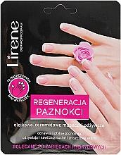 Parfumuri și produse cosmetice Mască pentru mâini - Lirene Dermo Program