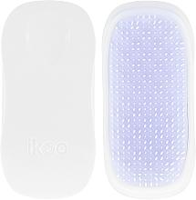 Parfumuri și produse cosmetice Perie de păr - Ikoo Home Classic Collection Brush (1bucată)