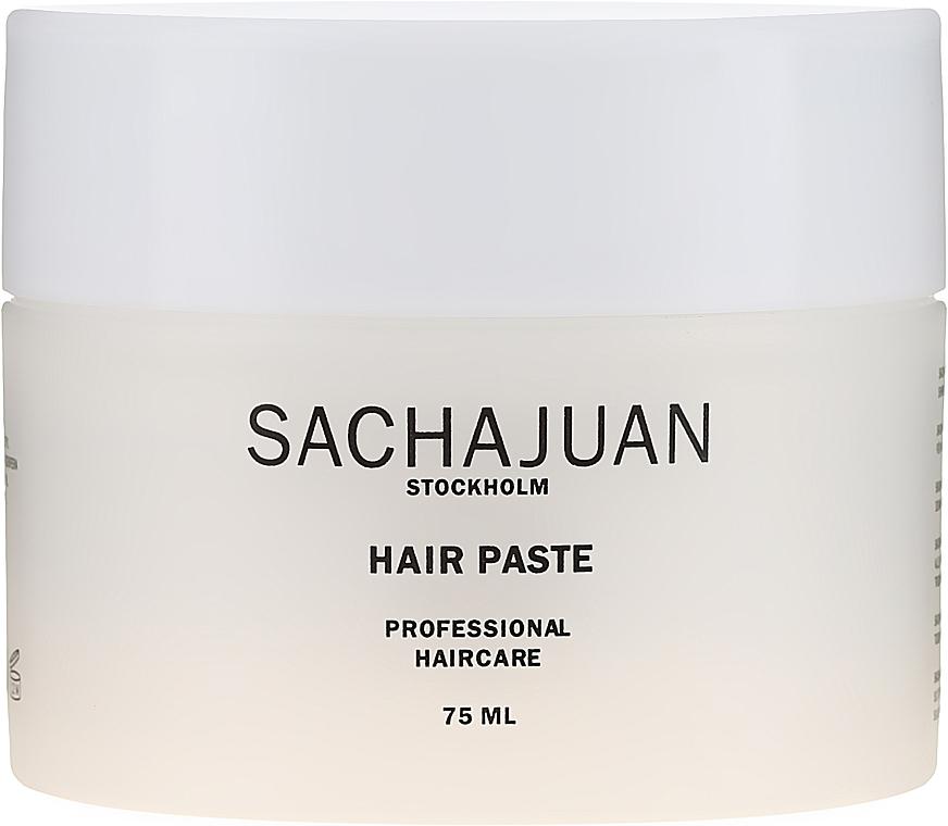 Pastă de păr - Sachajuan Stockholm Hair Paste — Imagine N1