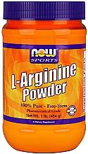 "Духи, Парфюмерия, косметика Аминокислота ""L-Аргинин"" в порошке - Now Foods L-Arginine Pure Powder"
