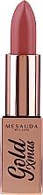 Parfumuri și produse cosmetice Ruj de buze - Mesauda Milano Gold Xmas Lipstick (tester)