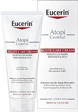 Духи, Парфюмерия, косметика Успокаивающий крем для атопической кожи - Eucerin AtopiControl Acute Care Cream