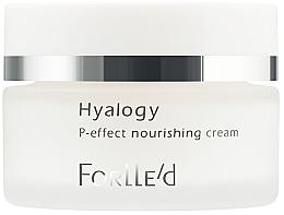 Parfumuri și produse cosmetice Cremă hidratantă de față - ForLLe'd Hyalogy P-effect Nourishing Cream