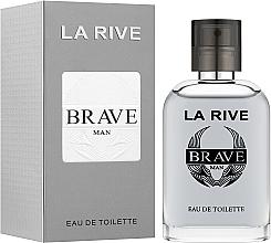 La Rive Brave Man - Apa de toaletă — Imagine N2