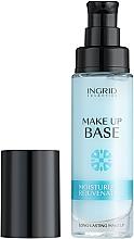 Parfumuri și produse cosmetice Bază hidratantă de machiaj - Ingrid Cosmetics Make-up Base Long-Lasting Moisturizing & Rejuvenating