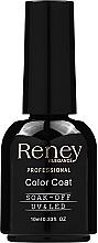 Parfumuri și produse cosmetice Top coat pentru oja semipermanentă, lucios - Reney Cosmetics Top Super Shiny No Wipe