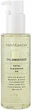 Parfumuri și produse cosmetice Ulei hidrofil - Bare Escentuals Bare Minerals Cleanser Oil Obsessed Total Cleansing Oil