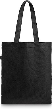 "Geantă shopper, neagră ""Perfect Style"" - MakeUp Eco Friendly Tote Bag Black"