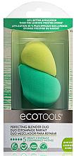 Parfumuri și produse cosmetice Set bureți de machiaj - EcoTools Blender Duo (2buc)
