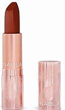 Parfumuri și produse cosmetice Ruj mat pentru buze - Nabla Cult Matte Bounce Matte Lipstick