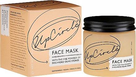 Маска для лица - UpCircle Clarifying Face Mask With Olive Powder — фото N1