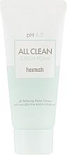 Parfumuri și produse cosmetice Spumă de curățare pentru față - Heimish All Clean Green Foam pH 5.5 (mini)