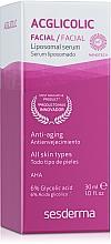 Parfumuri și produse cosmetice Ser anti-îmbătrânire cu lipozomi - SesDerma Laboratories Acglicolic Liposomal Serum