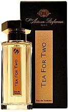 Parfumuri și produse cosmetice L'Artisan Parfumeur Tea For Two - Apă de toaletă