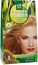 Parfumuri și produse cosmetice Vopsea de păr pe bază de henna - Hennaplus Colour Powder