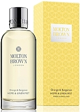 Parfumuri și produse cosmetice Molton Brown Orange & Bergamot Mist - Spray