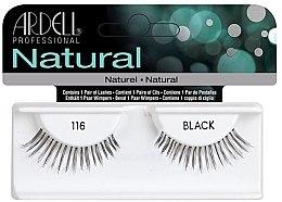Parfumuri și produse cosmetice Extensii gene - Ardell Natural Lashes Black 116