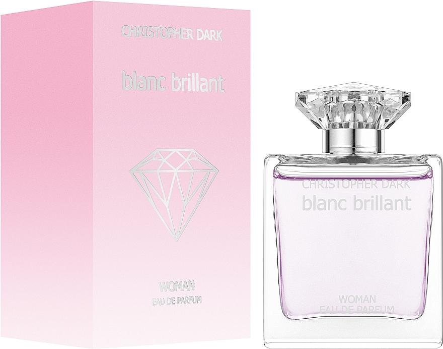 Christopher Dark Blanc Brillant - Apă de parfum