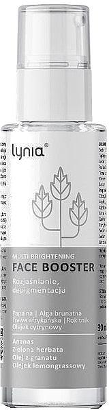"Бустер для лица ""Осветляющий"" - Lynia Multi Brightening Face Booster — фото N1"
