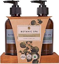 Parfumuri și produse cosmetice Набор - Accentra Botanic Spa Hand Care Gift Set (h/lot/240ml + h/soat/240ml)